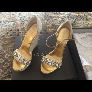 Gucci shoes /sandal